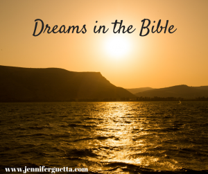 Dreams in the Bible