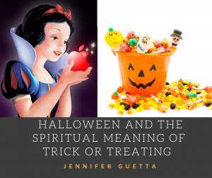 Halloween and the Spiritual Meaning of Trick or Treating